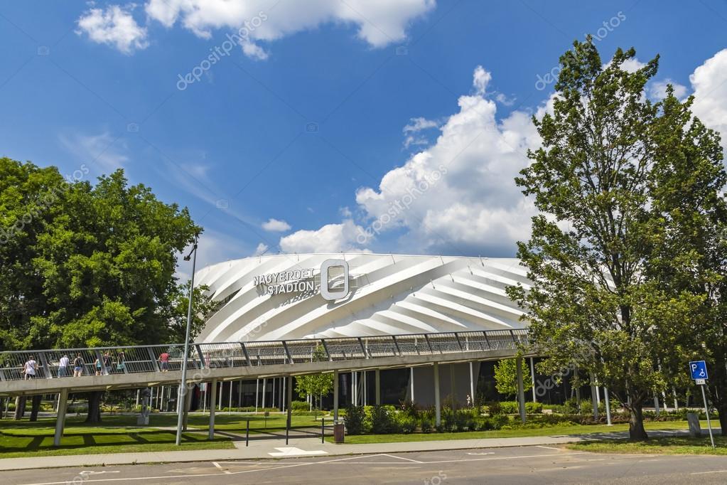 Nagyerdei Stadion in Debrecen city d30d15ad5d