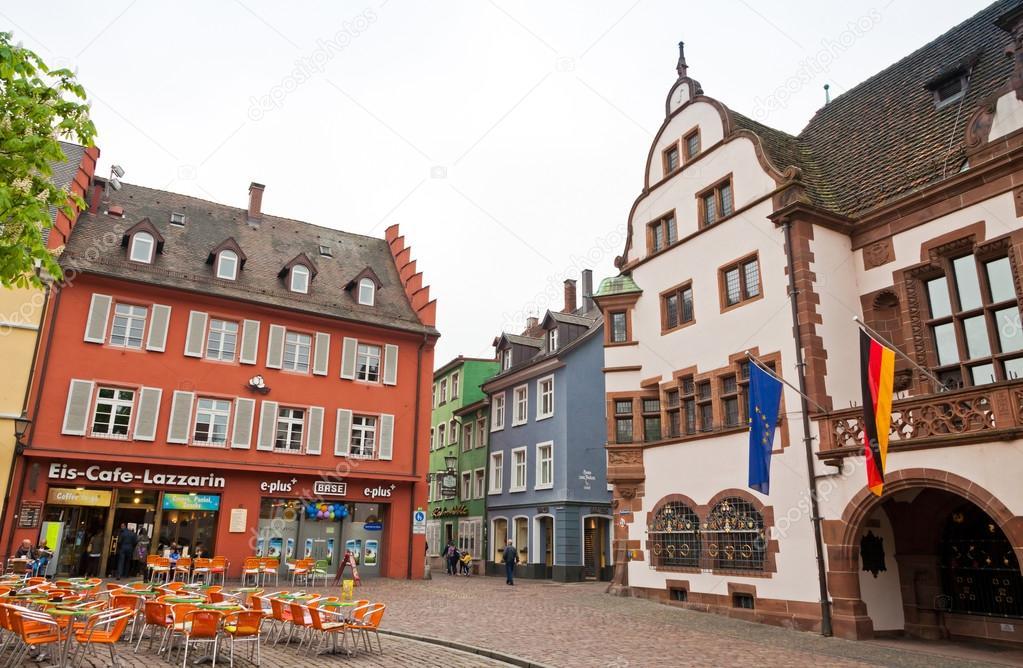 Hotel Freiburg Im Breisgau Centre Ville