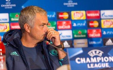 FC Chelsea manager Jose Mourinho