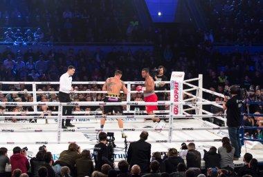 Fight for the WBO Intercontinental Title Oleksandr Usyk vs Pedro