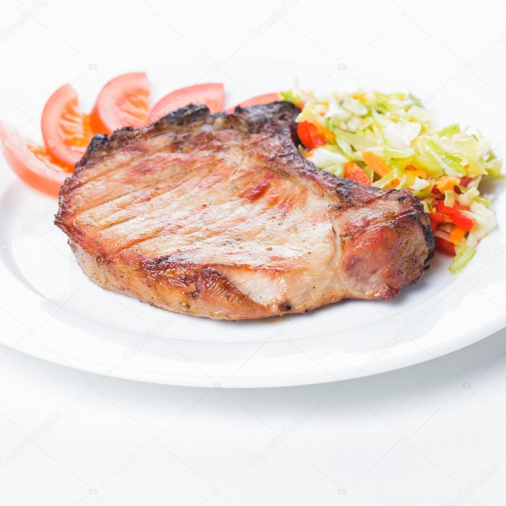 Grilled loin