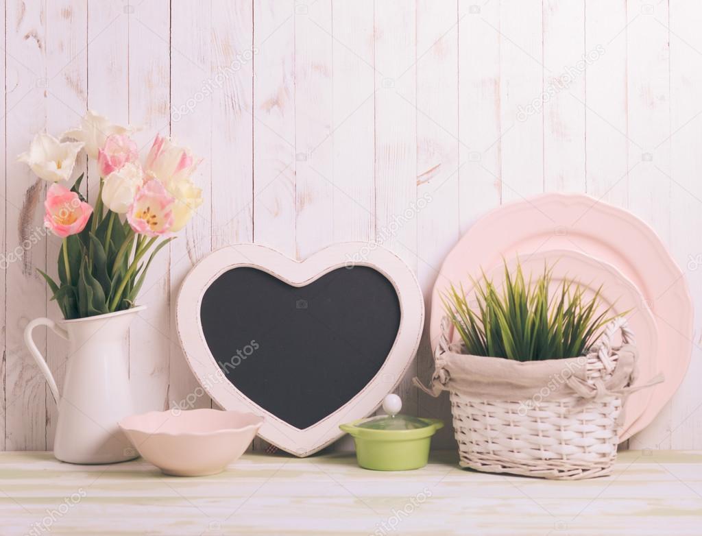 Piano del tavolo di cucina — Foto Stock © oksixx #74436495