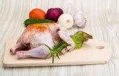 syrové kuře