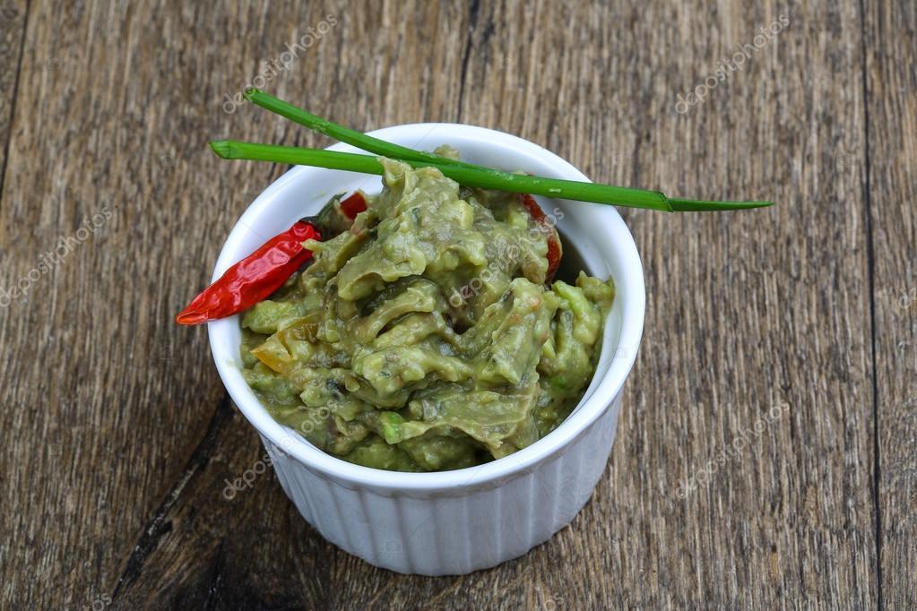 Potrawy Meksykanskie Guacamole Zdjecie Stockowe C Andreyst 93834156