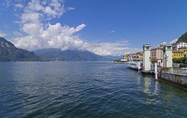 "Картина, постер, плакат, фотообои ""Вид на озеро Комо. Италия."", артикул 59715093"