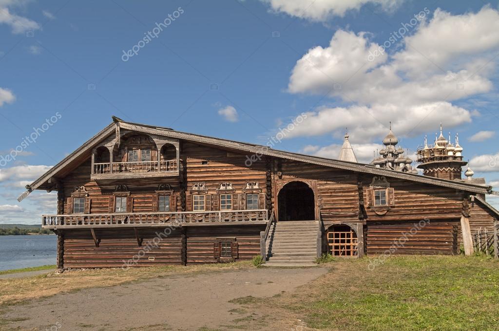 La casa di un ricco imprenditore della carelia foto for House of 950