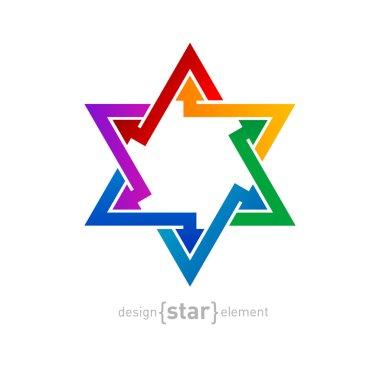 Spectrum David star
