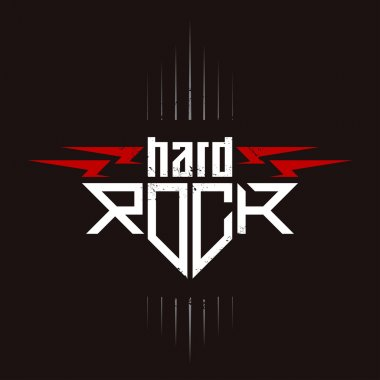 Hard Rock badge