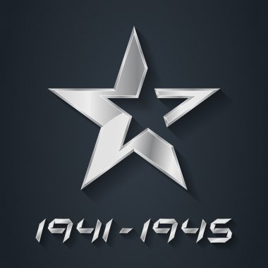 Silver Star for Victory Day