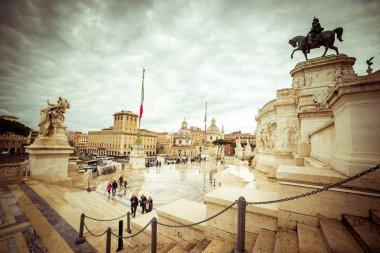 Victorian in Rome