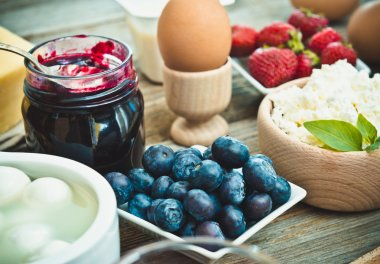 Summer breakfast products