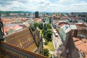 Photo historic center of Kosice