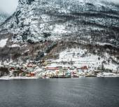 Photo fjords in Norway