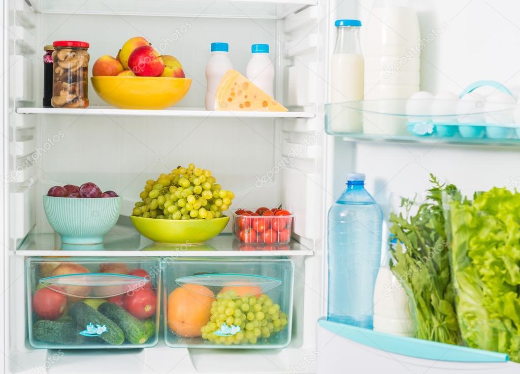 Чай картинки, картинка холодильника с продуктами