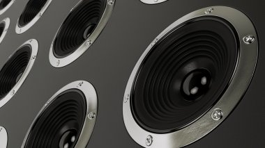 sound speakers stereo system Hi-Fi