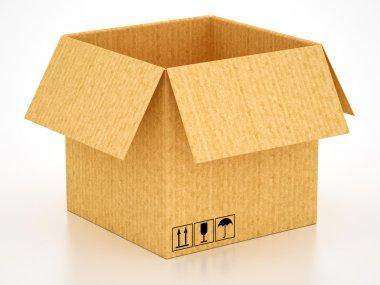 box package cardboard carton