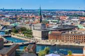Fotografie Copenhagen City, Denmark