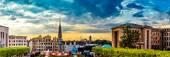 Panorama z Bruselu