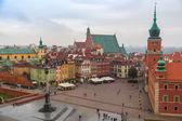 Fotografia Vista panoramica di Varsavia