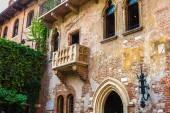 Fotografia Balcone di Romeo e Giulietta a Verona