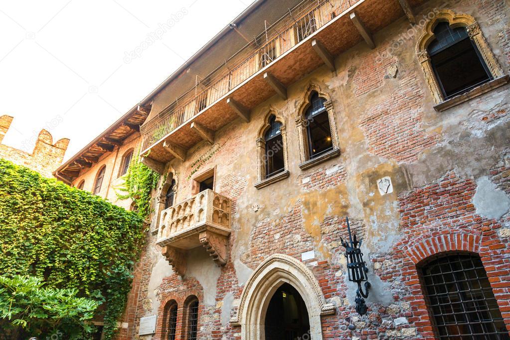 Romeo Und Julia Balkon Stockfoto C Bloodua 81454608