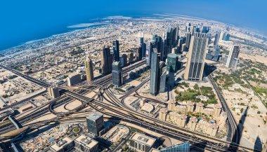 East, United Arab Emirates architecture.