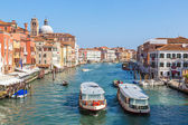 Fotografie Canal Grande in Venice, Italy