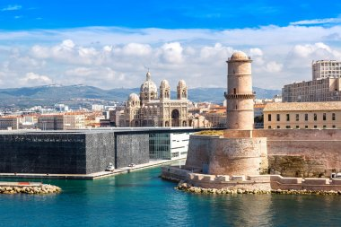 Saint Jean Castle in Marseille