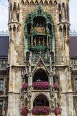 Marienplatz-Rathaus in München