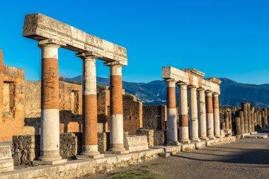 Pompeii city, Italy