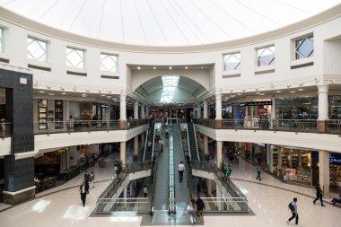 Modern Deira mall in Dubai