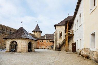 Khotyn Fortress  , UKRAINE