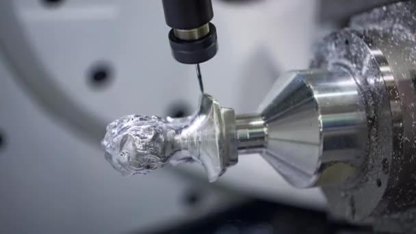 Fresatrice per metalli Cnc