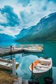 Photo Beautiful Nature Norway.