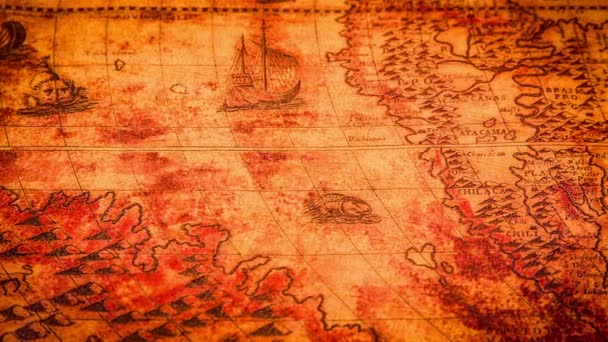 Vintage ancient world map in 1565 stock video cookelma 70981203 vintage ancient world map in 1565 stock video gumiabroncs Image collections