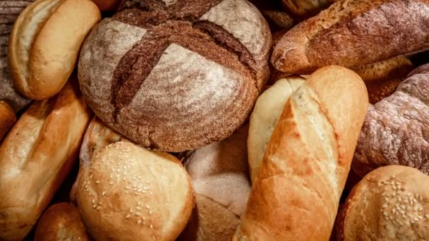 Breads and baked goods