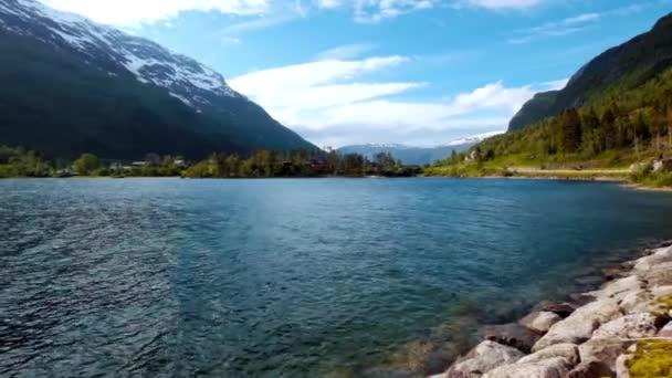 Krásná příroda Norsko