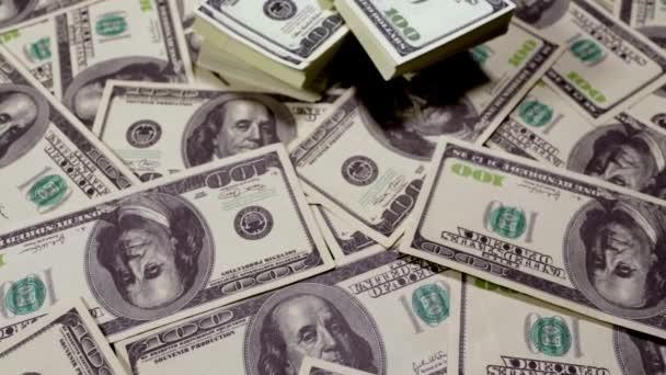 Hintergrund des Hundert-Dollar-Geldes