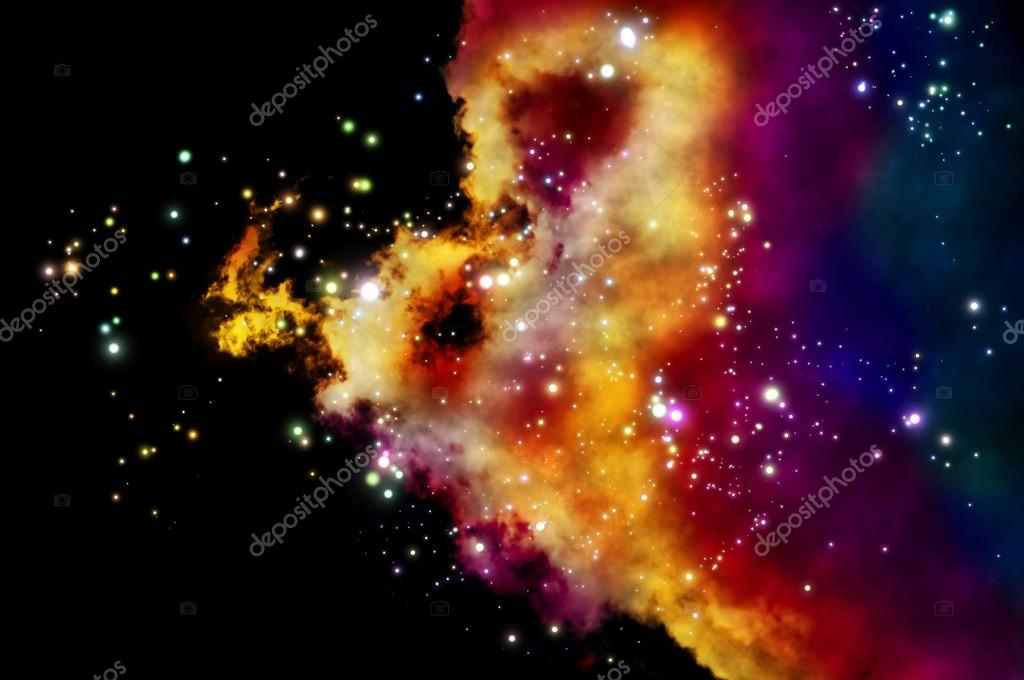 old nebula