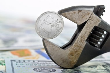 Ruble dollar exchange rate