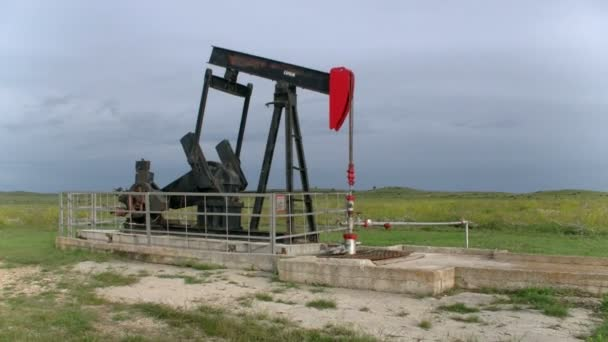 Oleje čerpací jednotka pracuje
