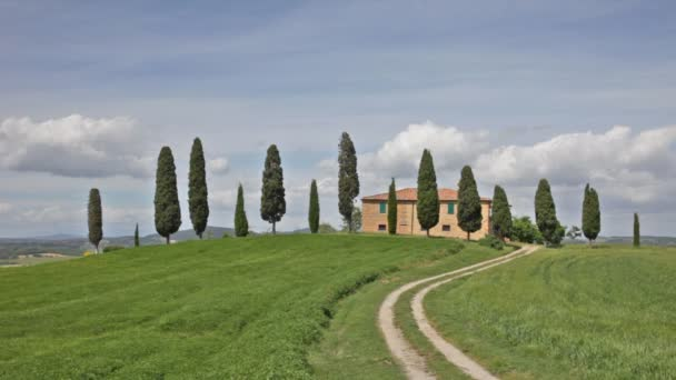 Landschaft der Toskana, Italien