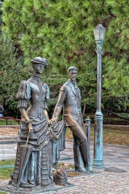 Anton Chekhov Monument