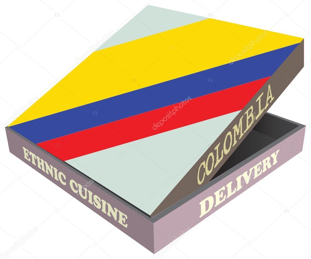 Ethnic cuisine Colombia