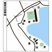 Beispiel Kartierung von Parklandschaften