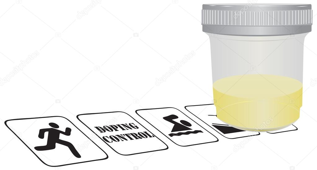 Doping control in sports