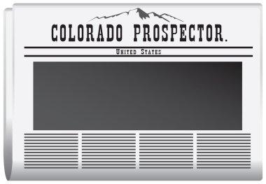 United States Colorado Prospector