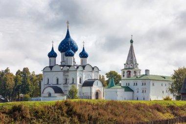 Architectural Complex of the Suzdalian Kremlin. Russia
