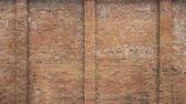 Fotografie stará cihlová zeď