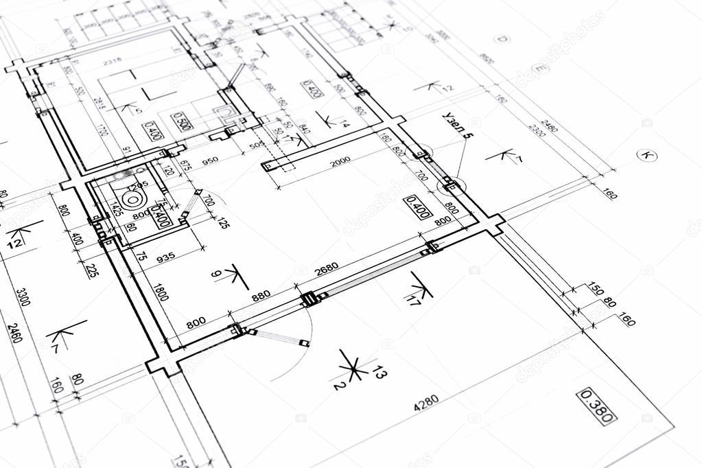 Blueprint Floor Plans